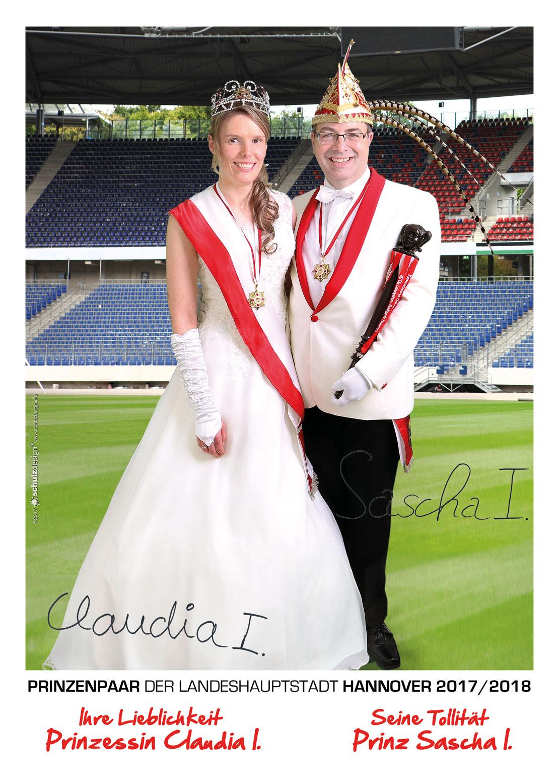 2017/18 – Sascha I. & Claudia I.