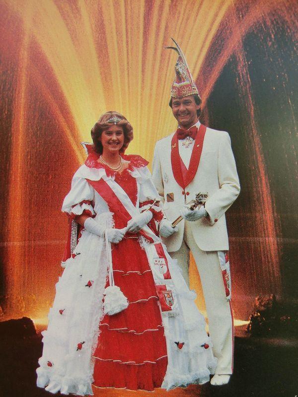 1983/84 Joachim I. & Manuela I.