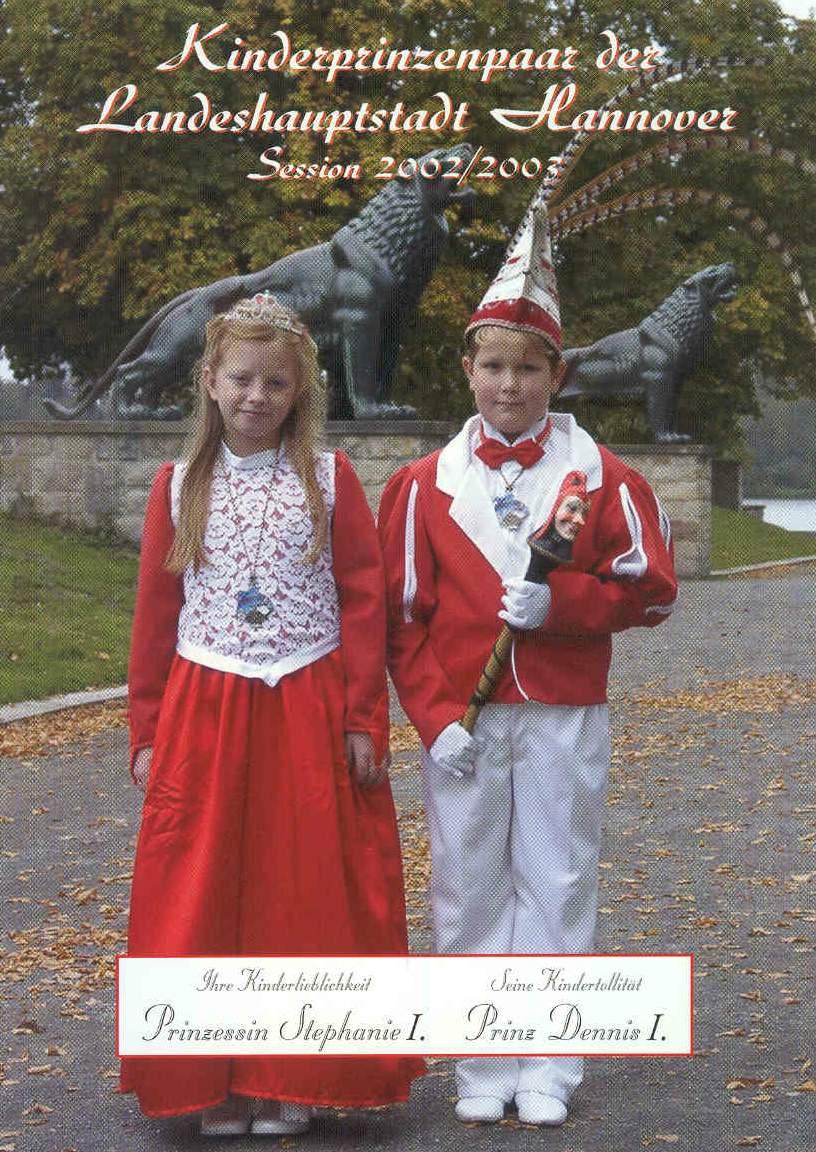 2002/03 – Dennis I. & Stephanie I.
