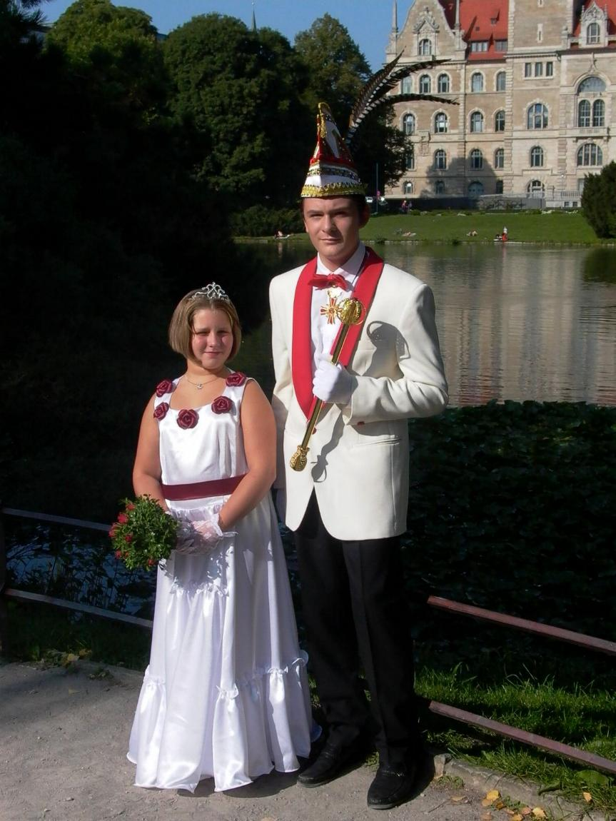 2003/04 – Lucas I. & Franziska I.