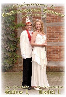 2006/07 – Tobias I. & Isabel I.