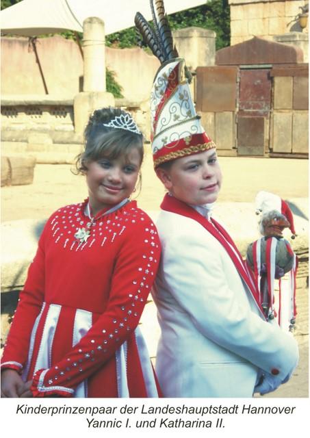 2008/09 – Yannic I. & Katharina II.