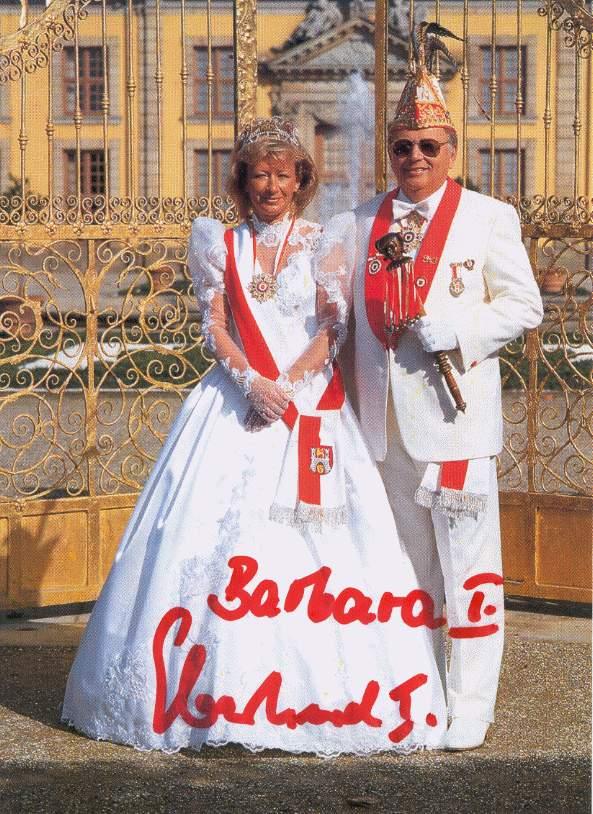 1988/89 – Eberhard I. & Barbara I.