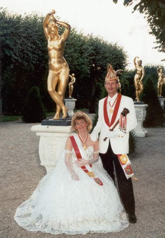 1992/93 – Bernd-Siegurd I. & Joditha I.