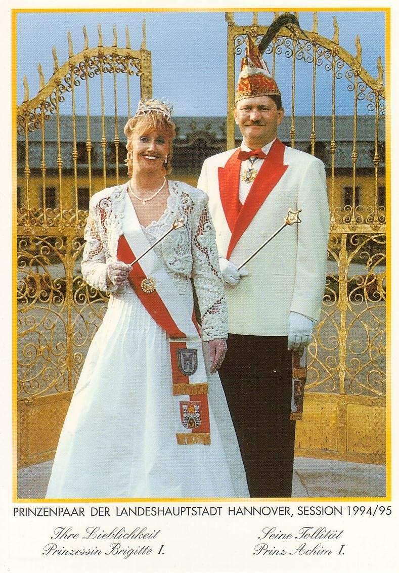 1994/95 – Achim I. & Brigitte I.