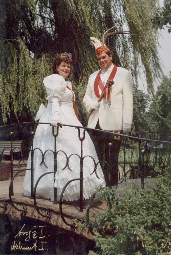 1995/96 – Helmut I. & Anja I.