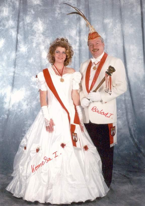 1996/97 – Reinhard I. & Kornelia I.