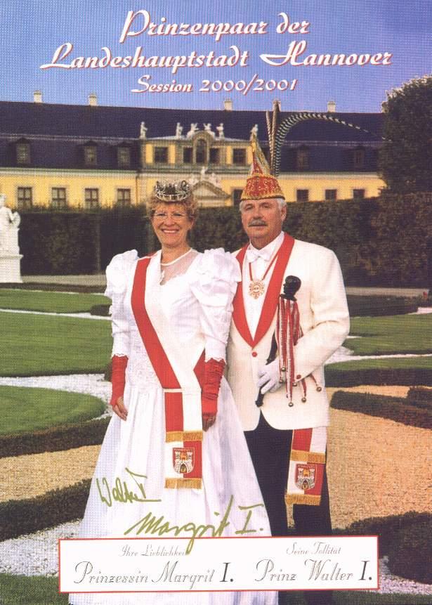 2000/01 – Walter I. & Margrit I.