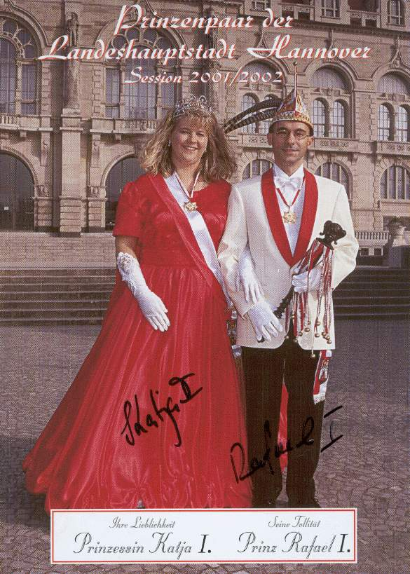 2001/02 – Rafael I. & Katja I.