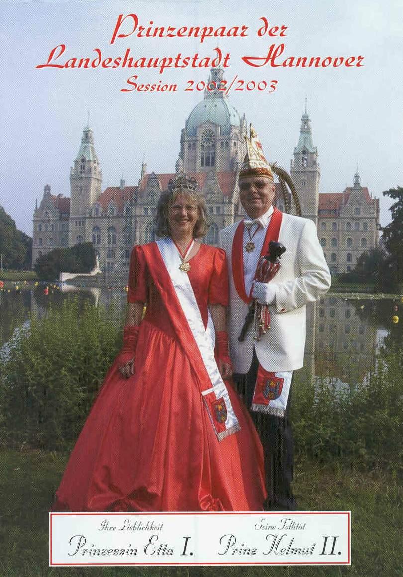 2002/03 – Helmut I. & Etta I.