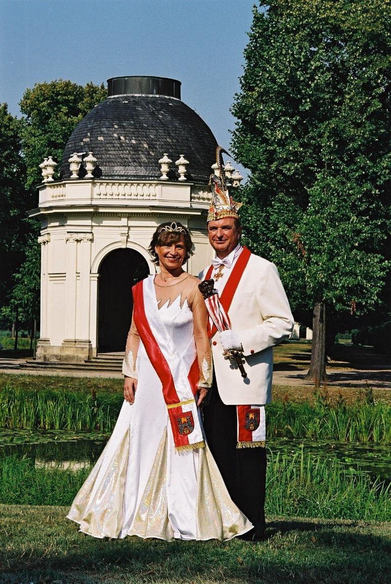 2003/04 – Hans-Günther I. & Dagmar I.