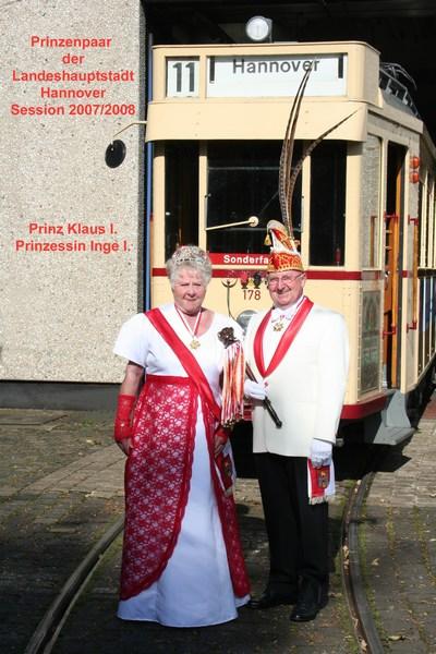 2007/08 – Klaus I. & Inge I.