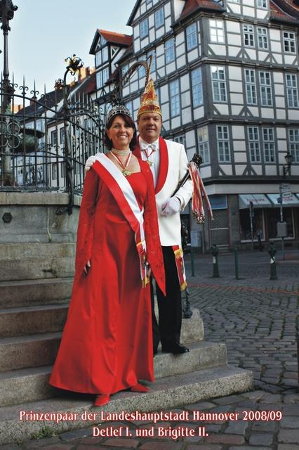 2008/09 – Detlef I. & Brigitte II.