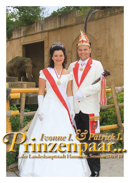 2009/10 – Patrick I. & Ivonne I.