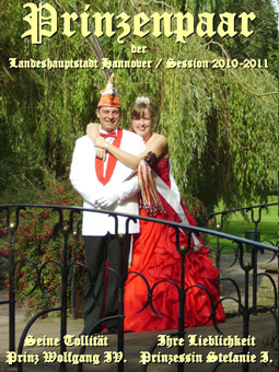 2010/11 – Wolfgang IV. & Stefanie I.
