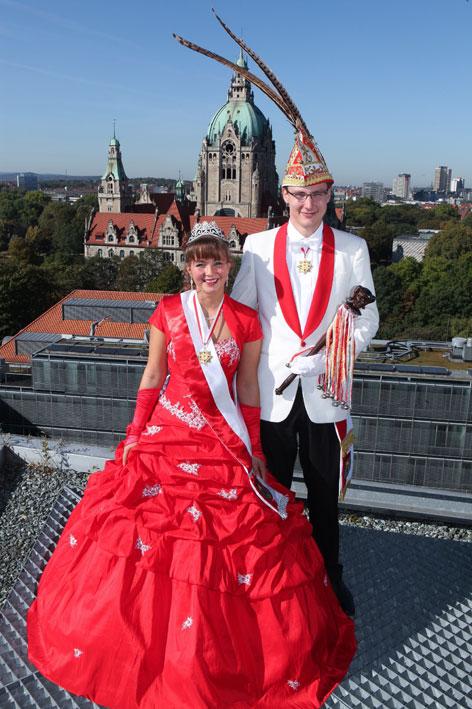 2011/12 – Daniel I. & Stefanie II.